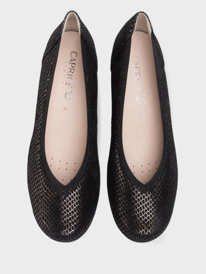 Туфлі Caprice модель 22301-24-041 BLACK SNAKE — фото 4 - INTERTOP