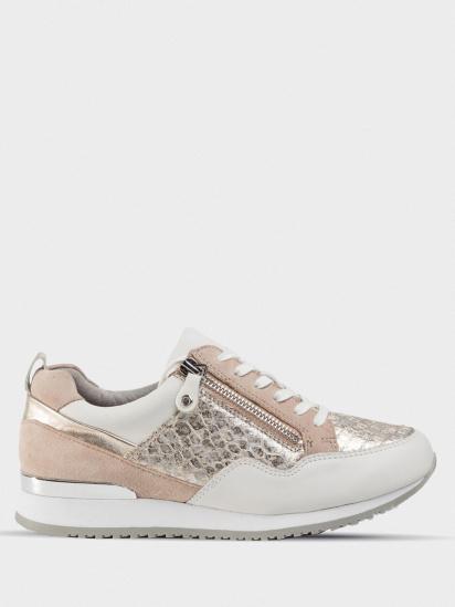 Кросівки для міста Caprice модель 23600-24-921 LT GOLD/WHITE — фото - INTERTOP