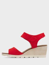 Босоножки для женщин Caprice 28706-24-532 CORAL NUBUC брендовая обувь, 2017