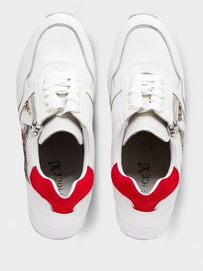 Кросівки для міста Caprice модель 23700-24-197 WHITE COMB — фото 4 - INTERTOP