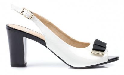 Босоніжки  для жінок Caprice 28314-26-103 white pat.com модне взуття, 2017