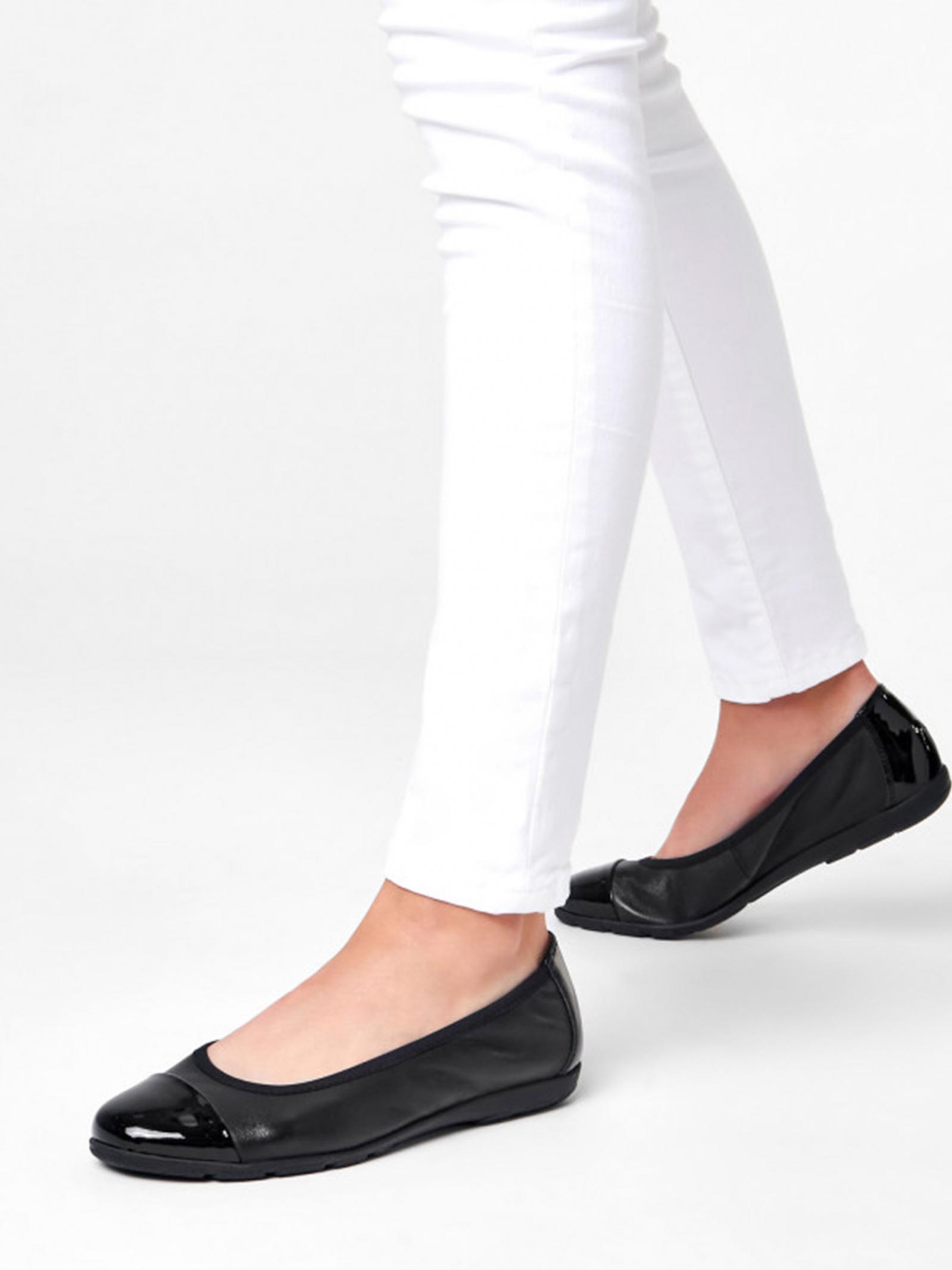 Балетки  жіночі Caprice 9-9-22152-25 019 BLACK COMB брендове взуття, 2017