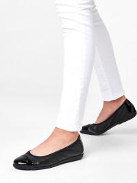 Балетки жіночі Caprice 9-9-22152-25 019 BLACK COMB - фото
