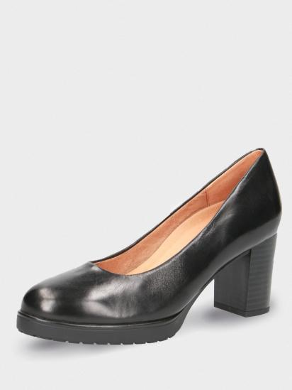 Туфлі Caprice модель 9-9-22406-25 040 BLACK SOFT — фото 3 - INTERTOP