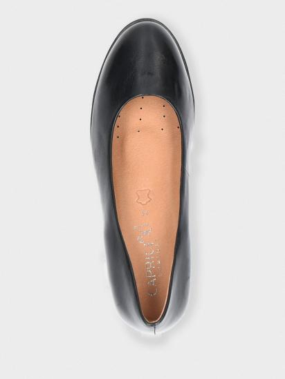 Туфлі Caprice модель 9-9-22406-25 040 BLACK SOFT — фото 4 - INTERTOP