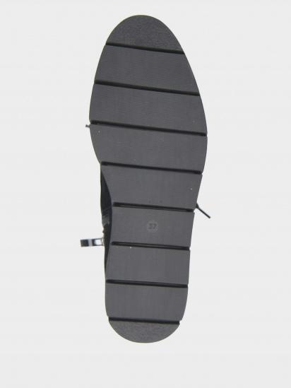 Черевики  для жінок Caprice 9-9-25103-25 004 BLACK SUEDE розмірна сітка взуття, 2017