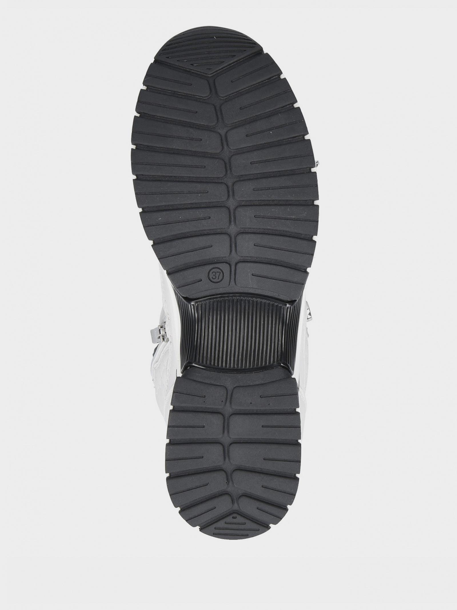 Черевики  для жінок Caprice 9-9-25220-25 102 WHITE NAPPA розмірна сітка взуття, 2017