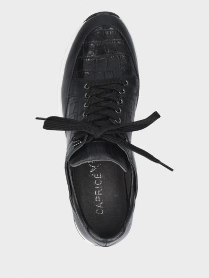 Кросівки для міста Caprice модель 9-9-23700-25 039 BLACK CROCO — фото 5 - INTERTOP