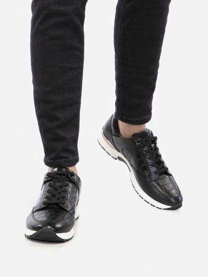 Кросівки для міста Caprice модель 9-9-23700-25 039 BLACK CROCO — фото 6 - INTERTOP