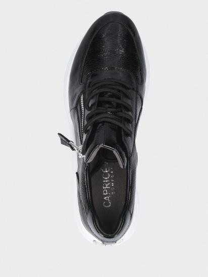 Кросівки для міста Caprice модель 9-9-23705-25 017 BLACK NAPLAK — фото 5 - INTERTOP