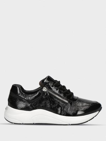 Кросівки для міста Caprice модель 9-9-23705-25 017 BLACK NAPLAK — фото - INTERTOP