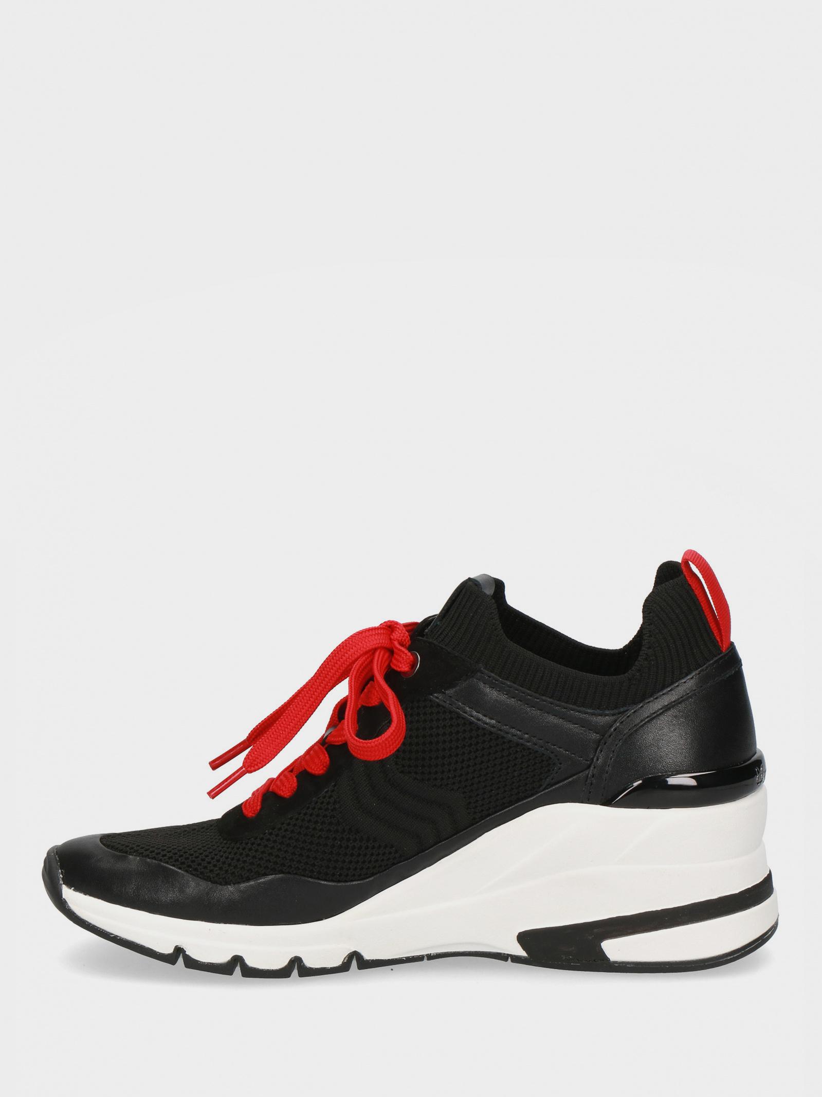 Кросівки  для жінок Caprice 9-9-23709-25 023 BLACK/RED модне взуття, 2017