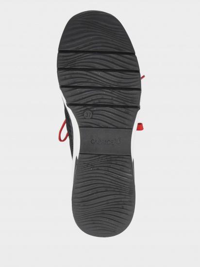 Кросівки  для жінок Caprice 9-9-23709-25 023 BLACK/RED дивитися, 2017