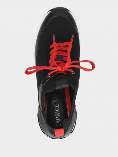 Кросівки  для жінок Caprice 9-9-23709-25 023 BLACK/RED продаж, 2017
