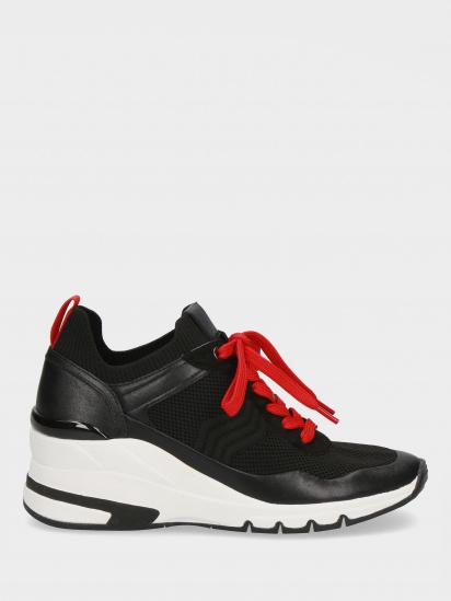 Кросівки  для жінок Caprice 9-9-23709-25 023 BLACK/RED брендове взуття, 2017