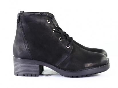 Ботинки для женщин Caprice 26257-27-008 black nubuc модная обувь, 2017