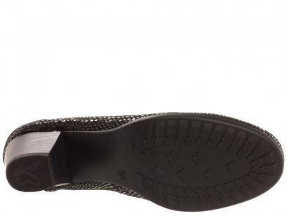 Туфли для женщин Caprice 22301-28-010 black reptile модная обувь, 2017