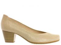 Туфли для женщин Caprice 22301-28-410 beige reptile цена обуви, 2017