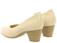 Туфли для женщин Caprice 22301-28-410 beige reptile брендовая обувь, 2017