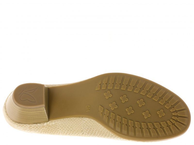 Туфли для женщин Caprice 22301-28-410 beige reptile модная обувь, 2017