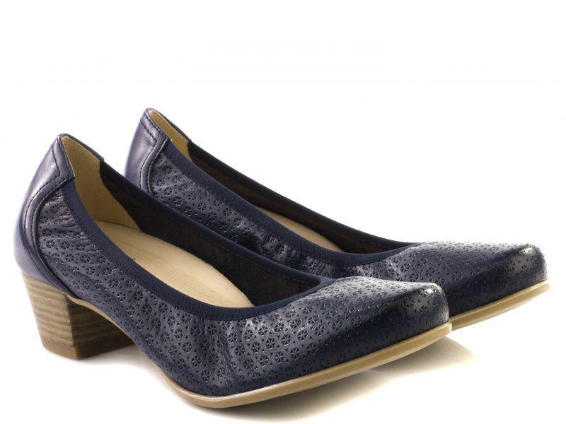 Туфли для женщин Caprice EO78 примерка, 2017