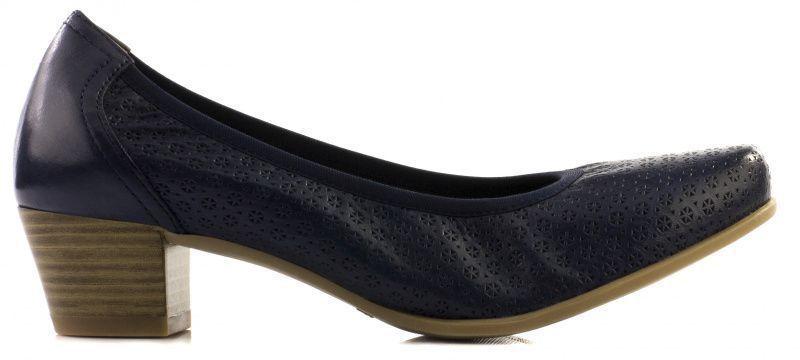 Купить Туфли женские Caprice EO78, Синий
