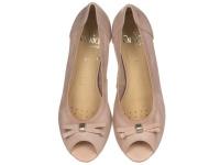 Босоножки для женщин Caprice 29302-28-509 rose nubuc модная обувь, 2017