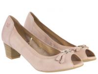 Босоножки для женщин Caprice 29302-28-509 rose nubuc цена обуви, 2017