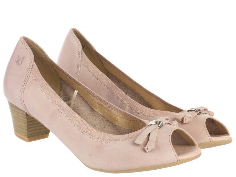 Босоножки для женщин Caprice EO83 размерная сетка обуви, 2017
