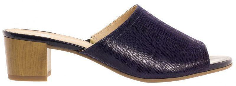 Шлёпанцы для женщин Caprice 27203-28-806 ocean reptile брендовая обувь, 2017