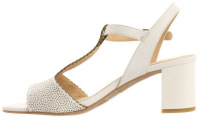 Босоножки для женщин Caprice 28311-28-102 white nappa модная обувь, 2017