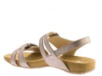 Сандалии для женщин Caprice 28607-28-521 rose metallic модная обувь, 2017