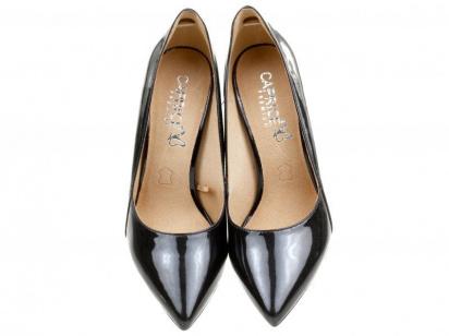 Туфли для женщин Caprice 22401-29-018 BLACK PATENT брендовая обувь, 2017