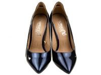Туфли для женщин Caprice 22401-29-899 OCEAN PATENT брендовая обувь, 2017