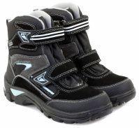 Черные ботинки Для мальчиков характеристики, 2017