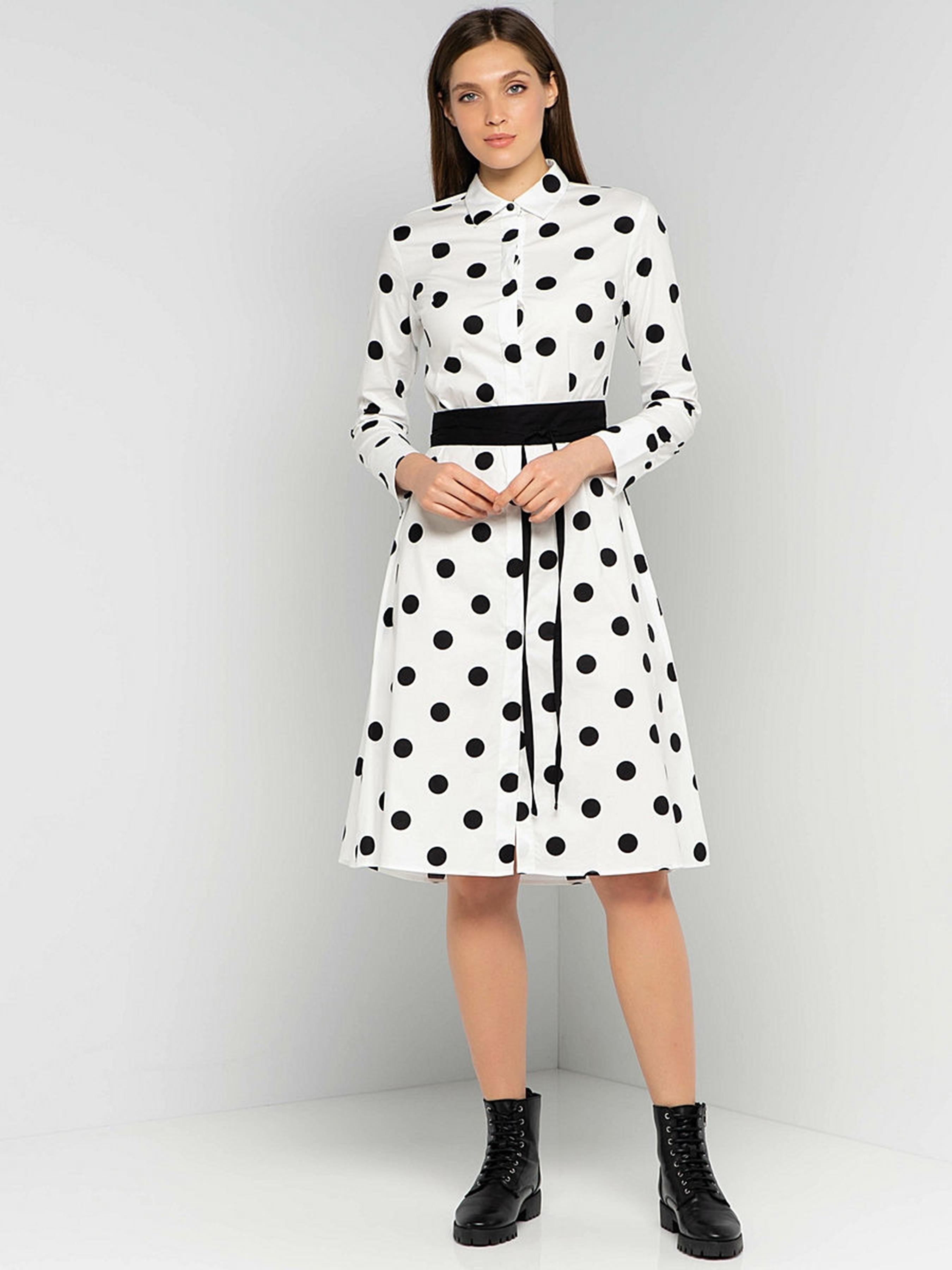 Платье MEXX 73473-300092, Белый