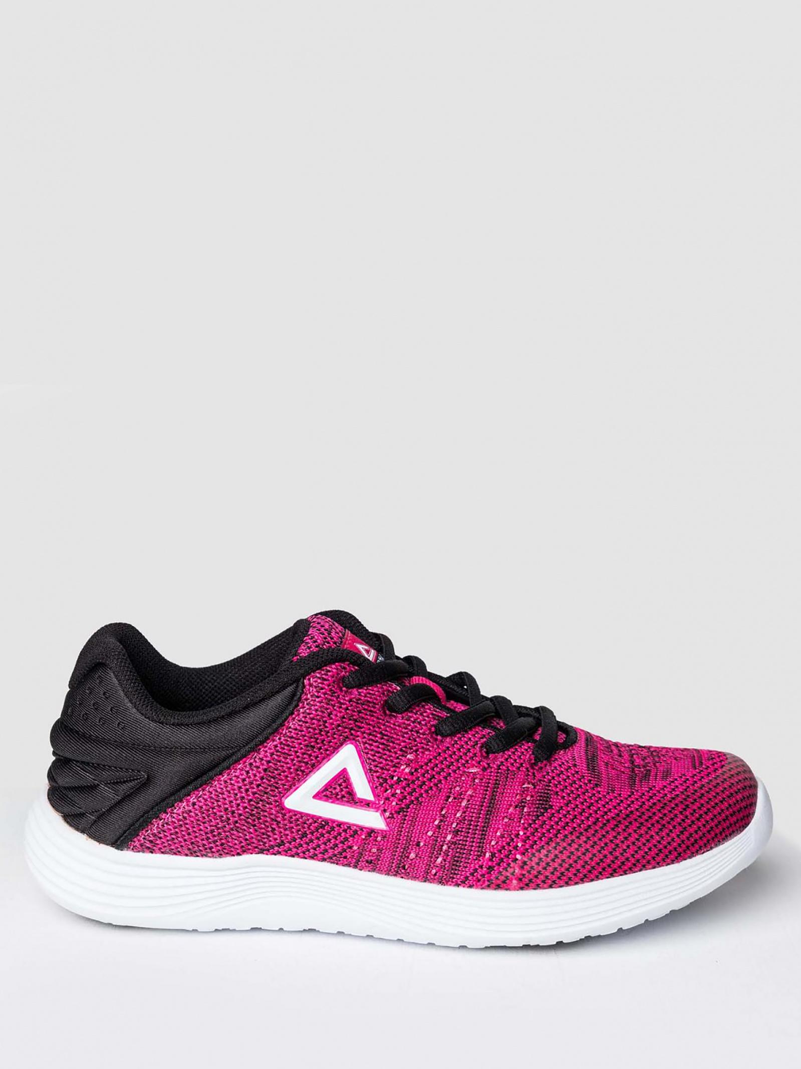 Кросівки  жіночі Peak EW7148H-RED розмірна сітка взуття, 2017