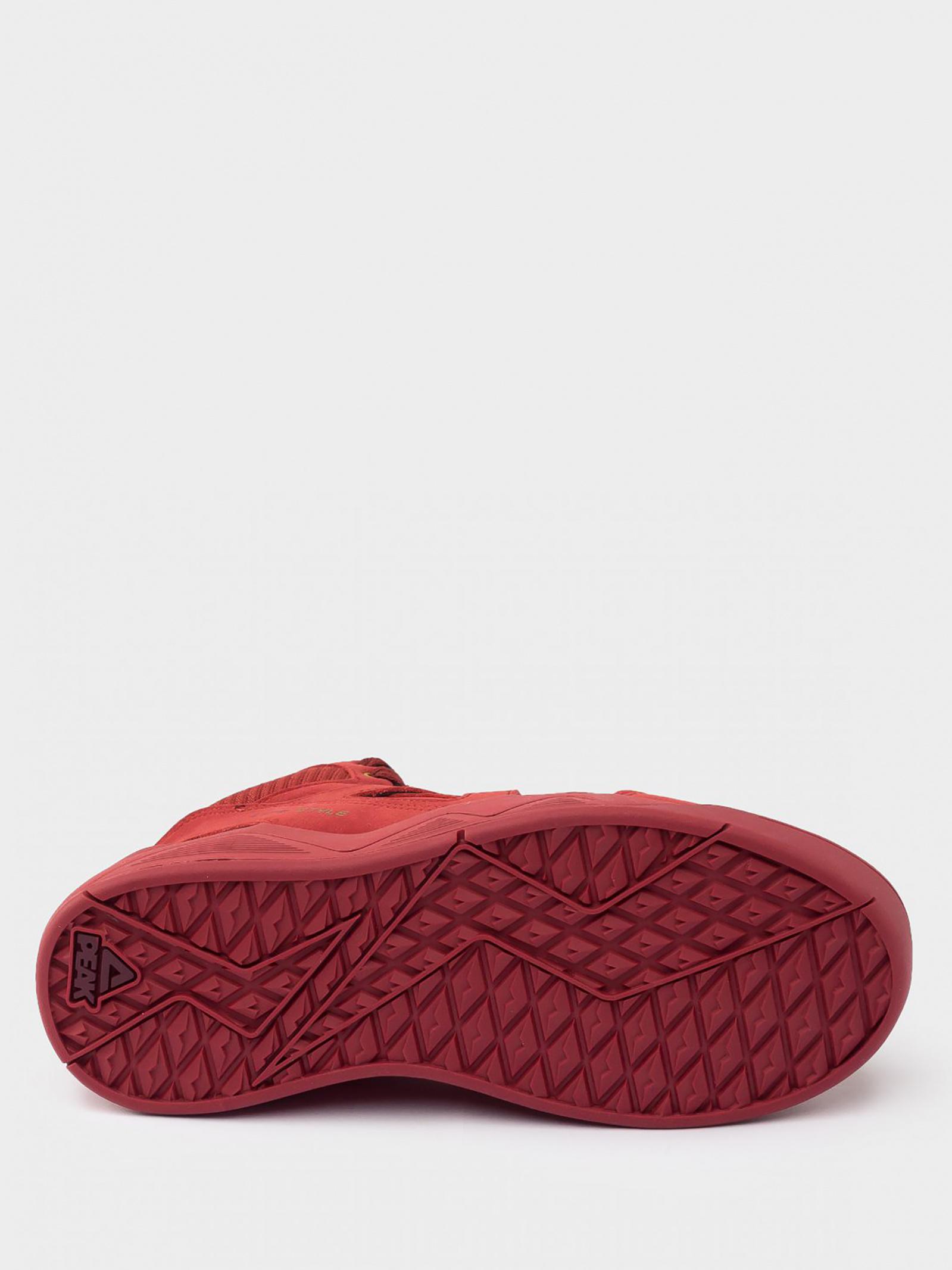Кросівки  жіночі Peak EW84438M-RED модне взуття, 2017