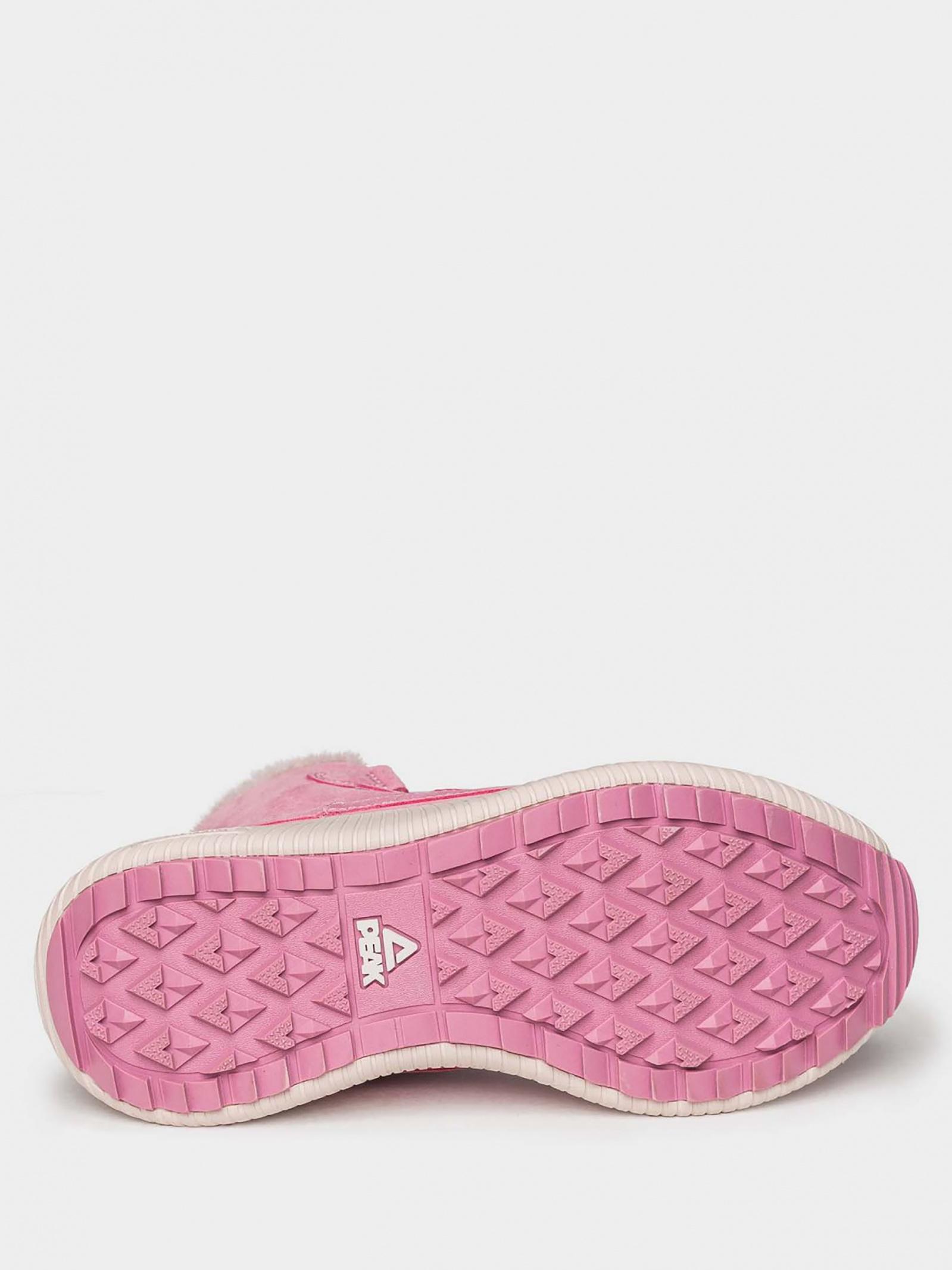 Кросівки  жіночі Peak EW84548M-PUR модне взуття, 2017