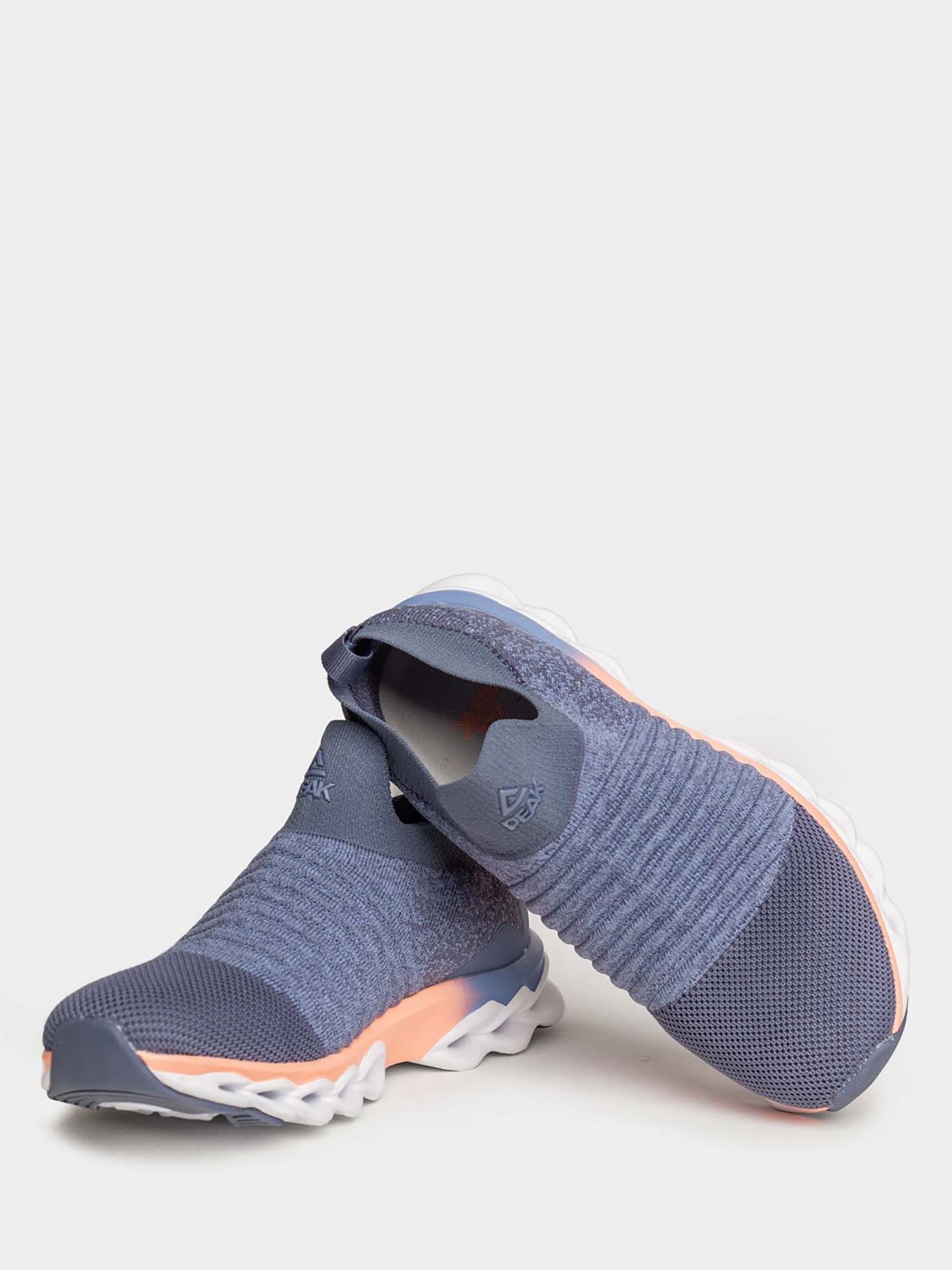 Кросівки  жіночі Peak EW91598H-PUR вартість, 2017