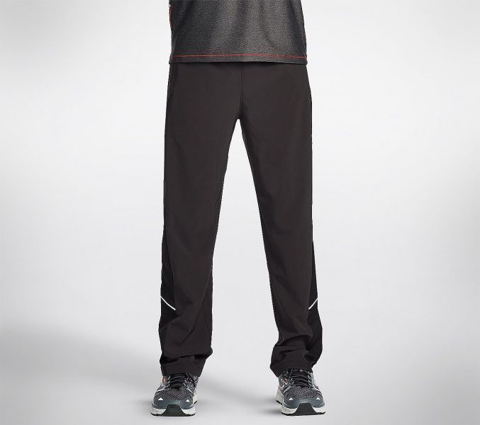 Купить Штаны спортивные мужские модель EX11, Skechers, Черный