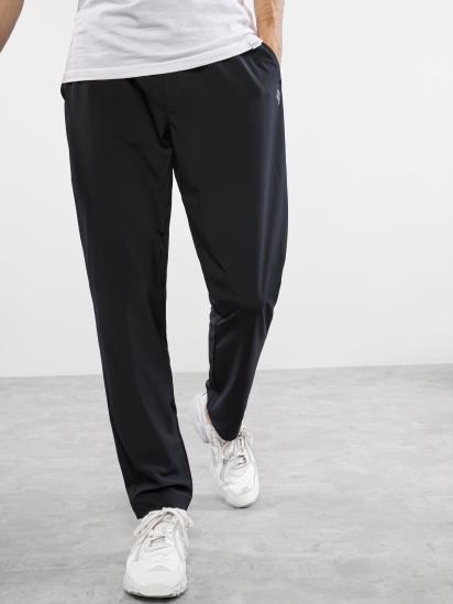 Спортивні штани Skechers модель M1PT37 BLK — фото - INTERTOP