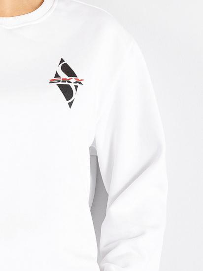 Кофти Skechers SKX Restore модель MLT122 WHT — фото 2 - INTERTOP