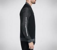 Кофта спорт мужские Skechers модель MJA1 BLK цена, 2017