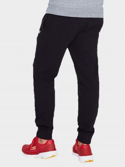 Спортивні штани Skechers модель M01PT17 BLK — фото 2 - INTERTOP
