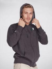 Skechers Кофти та светри чоловічі модель MJA62 CHAR купити, 2017