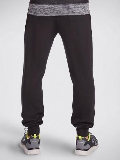 Skechers Штани спортивні чоловічі модель MPT23 BLK якість, 2017