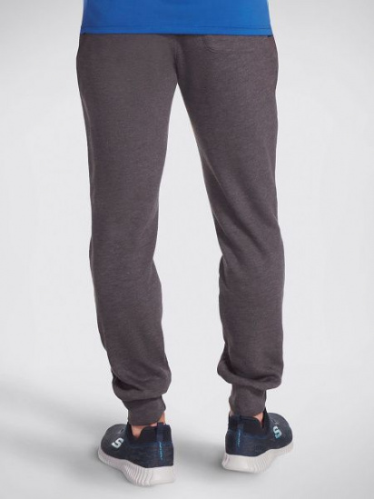 Спортивні штани Skechers модель MPT23 CHAR — фото 2 - INTERTOP