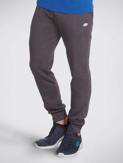 Спортивні штани Skechers модель MPT23 CHAR — фото - INTERTOP