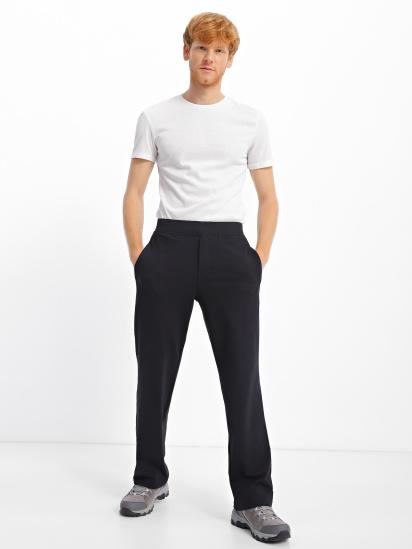 Штаны спортивные мужские Skechers модель M04PT18 BLK купить, 2017